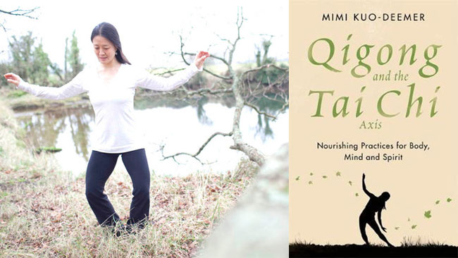 Qigong and the Tai Chi Axis - Mimi Kuo Deemer - Uitgelichte afbeelding Yvonne Alefs